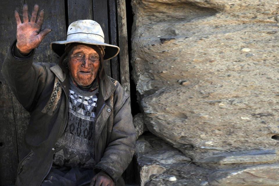 El hombre más viejo del mundo: nació en 1890 y vive en Bolivia