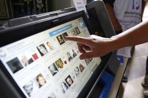 El voto electrónico