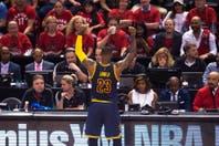 Cleveland se consagró campeón en la Conferencia Este y LeBron James jugará su sexta final consecutiva de NBA