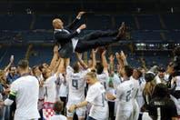 Zidane, campeón en tres dimensiones: como jugador, ayudante y técnico
