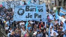 Barrios de Pie reclama alimentos con piquetes en accesos a la Capital