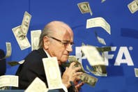 La FIFA denunció formalmente a Joseph Blatter por enriquecimiento ilícito