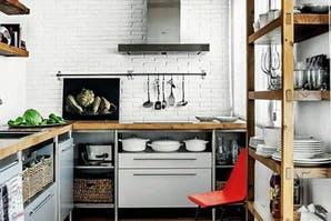 Propuestas para una cocina con estilo industrial