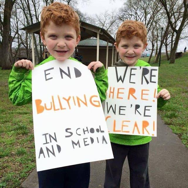 Facebook / Ginger Pride Walk