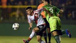 Defensa y Justicia y River empataron 3-3 en un partido sin respiro