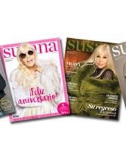 Día de la Madre: no te pierdas la promo de revista SUSANA
