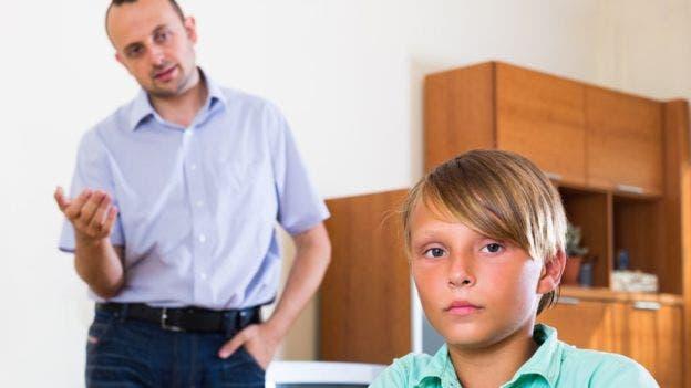 Los padres son un importante factor preventivo para sus hijos