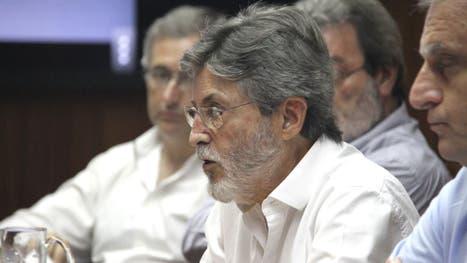 El titular de la AFIP, Alberto Abad, explicó ayer a la prensa los alcances del régimen