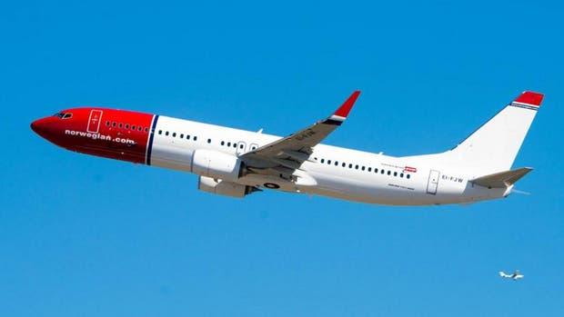 Norweigan volará de Buenos Aires a Londres por US$ 400