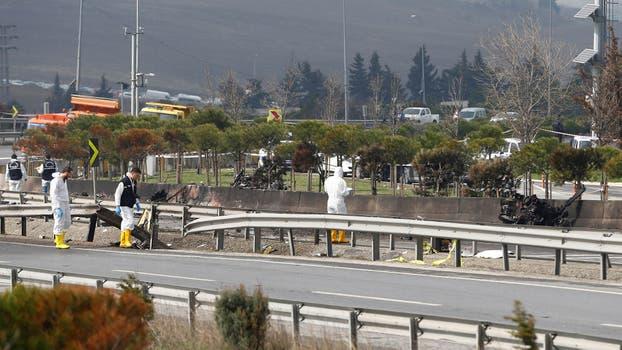 Cinco muertos tras estrellarse un helicóptero en Turquía — COLOMBIA