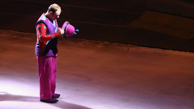El circo Ringling Bros. and Barnum & Bailey brindó su última función el 21 de mayo