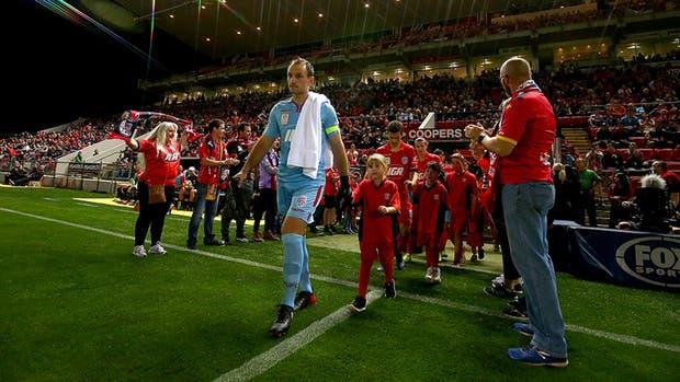 Fútbol australiano: una liga que intenta emular a la MLS y despierta la mirada de los argentinos