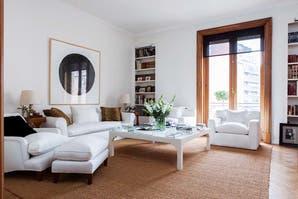 Elegancia en estado puro: La casa de María Silvia Loitegui