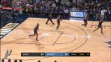 Los puntos de Manu Ginóbili y Tony Parker contra los Nuggets
