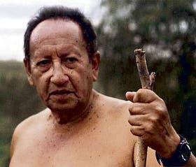 Blas Wilfredo Omar Jaime, poseedor de un tesoro lingüístico