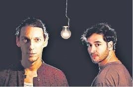 Humberto Tortonese y Martín Urbaneja, muy opuestos y diferentes