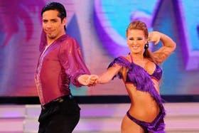 Jésica Cirio ya participó de otras ediciones del Bailando