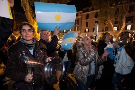 Roma, Italia. Foto: Gentileza Martin ignacio Balo