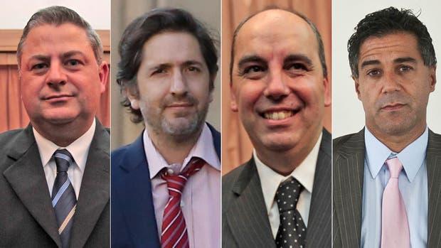 Cuatro jueces viajaron a EE.UU — Odebrecht