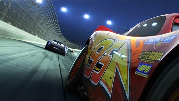 'Cars 3':¿'El Rayo' McQueen herido de muerte en primer trailer?