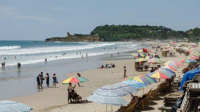 La playa, lo mejor de Montañita