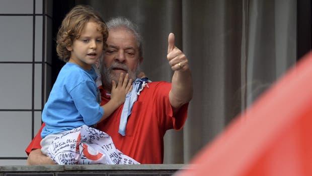 Lula da Silva, el nuevo jefe de Gabinete de Brasil