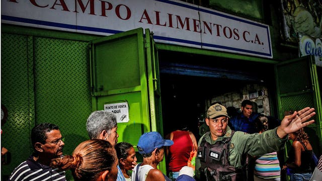 El default nunca llegará a Venezuela