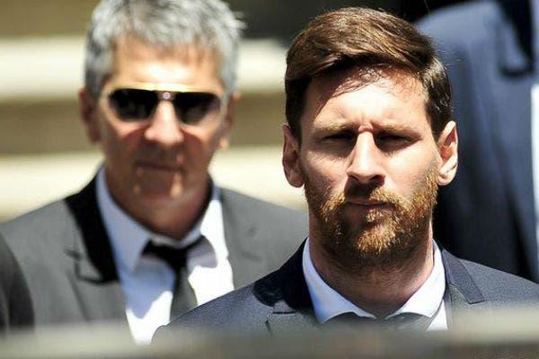 Lionel y Jorge Messi, condenados por fraude fiscal