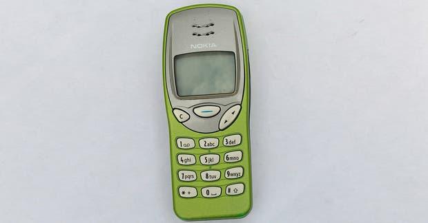 El móvil que usó toda una generación