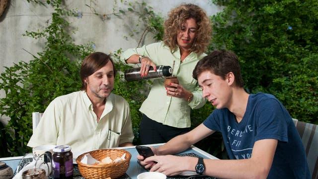 Carlos Calissano y Belén Bouzas, padres de Dante, eligen respetar la privacidad de su hijo; no comparten nada en las redes