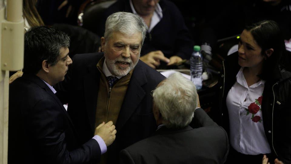 El diputado nacional Julio De Vido. Foto: Hernán Zenteno