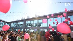 Perdidos en Buenos Aires, el programa de LN , estuvo en la primera fiesta ''daybreaker'' porte?a