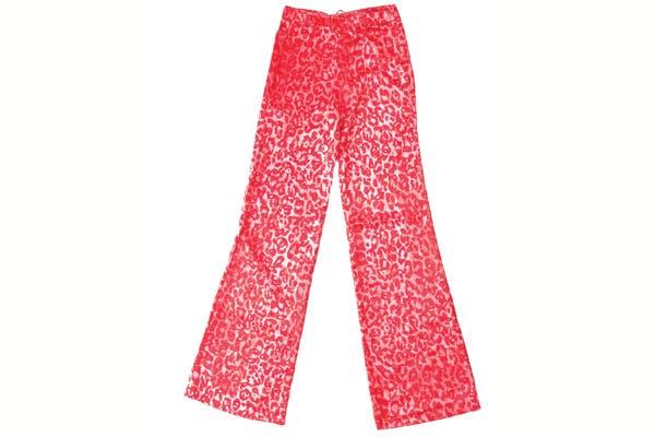 Pantalón ancho (Ayres, $628).