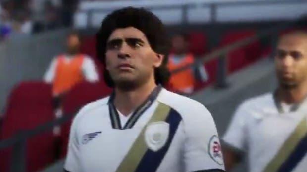 ¡Con Maradona! 5 históricos futbolistas formarán parte de FIFA 18