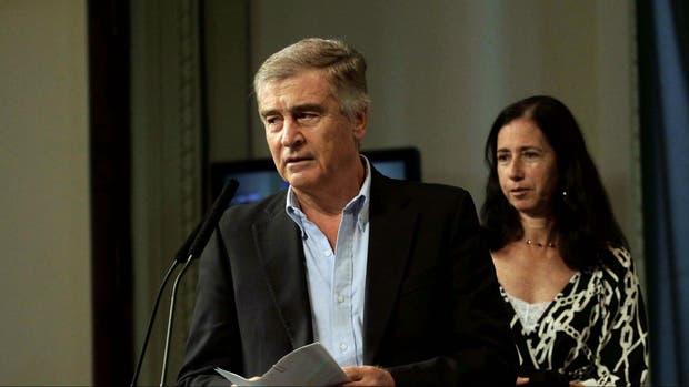 El ministro de Defensa Oscar Aguada ya inició 40 sumarios