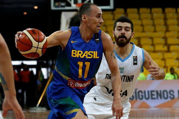 Argentina cayó ante Brasil y se quedó sin final