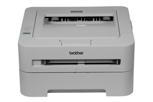 Brother HL-2130: láser monocromática con conexión USB.