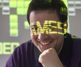 Miguel Martín, director de la Asociación de Desarrolladores de Videojuegos Argentina