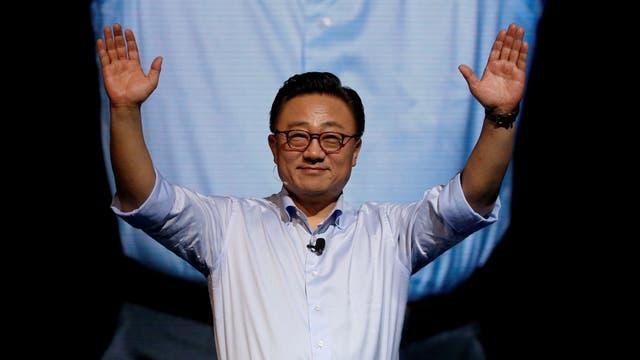 JK Shin, el histórico jefe de la división de dispositivos móviles de Samsung