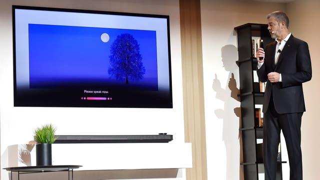 Los nuevos televisores de LG tienen el asistente de Google incorporado