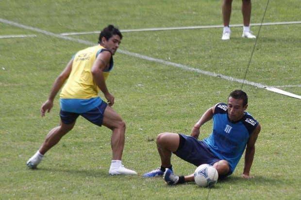 Alejandro García será la apuesta de Zubeldía