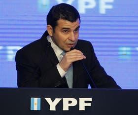 Miguel Galuccio, CEO de YPF