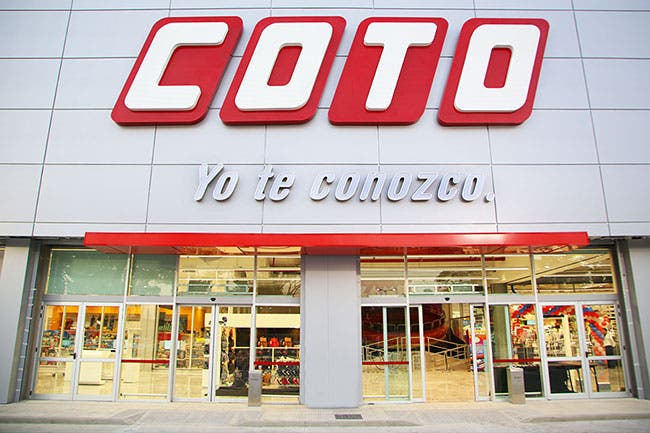 15% - COTO