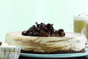 Cheesecake marmolado