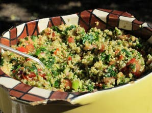 Tabbouleh, un plato liviano, fresco y diferente