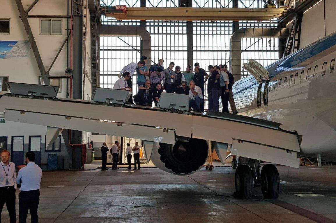 Aerolíneas invierte US$30 millones para renovar sus hangares en Aeroparque y Ezeiza