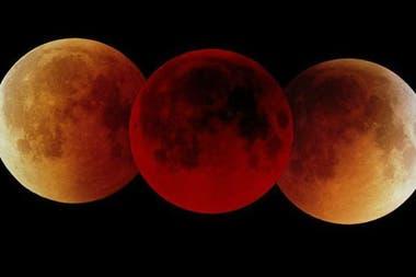 l eclipse lunar total del 27 de julio de 2018 será el más largo del Siglo XXI.