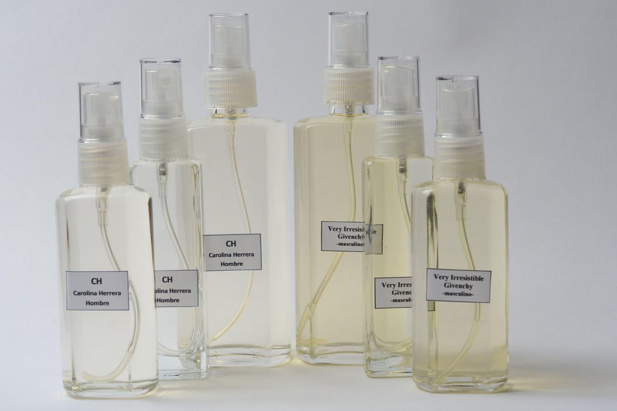 La Anmat prohibió una serie de perfumes imitados y otros productos