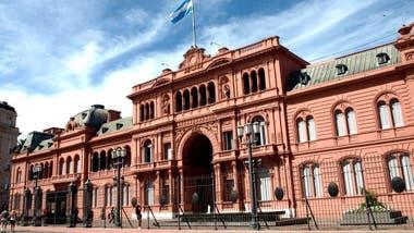 Casa Rosada. Según Uberti, Kirchner solía recibir el dinero