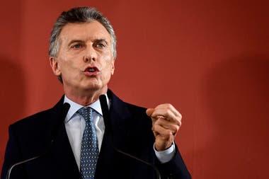 Macri lanzará por decreto un plan nacional de lucha contra la corrupción